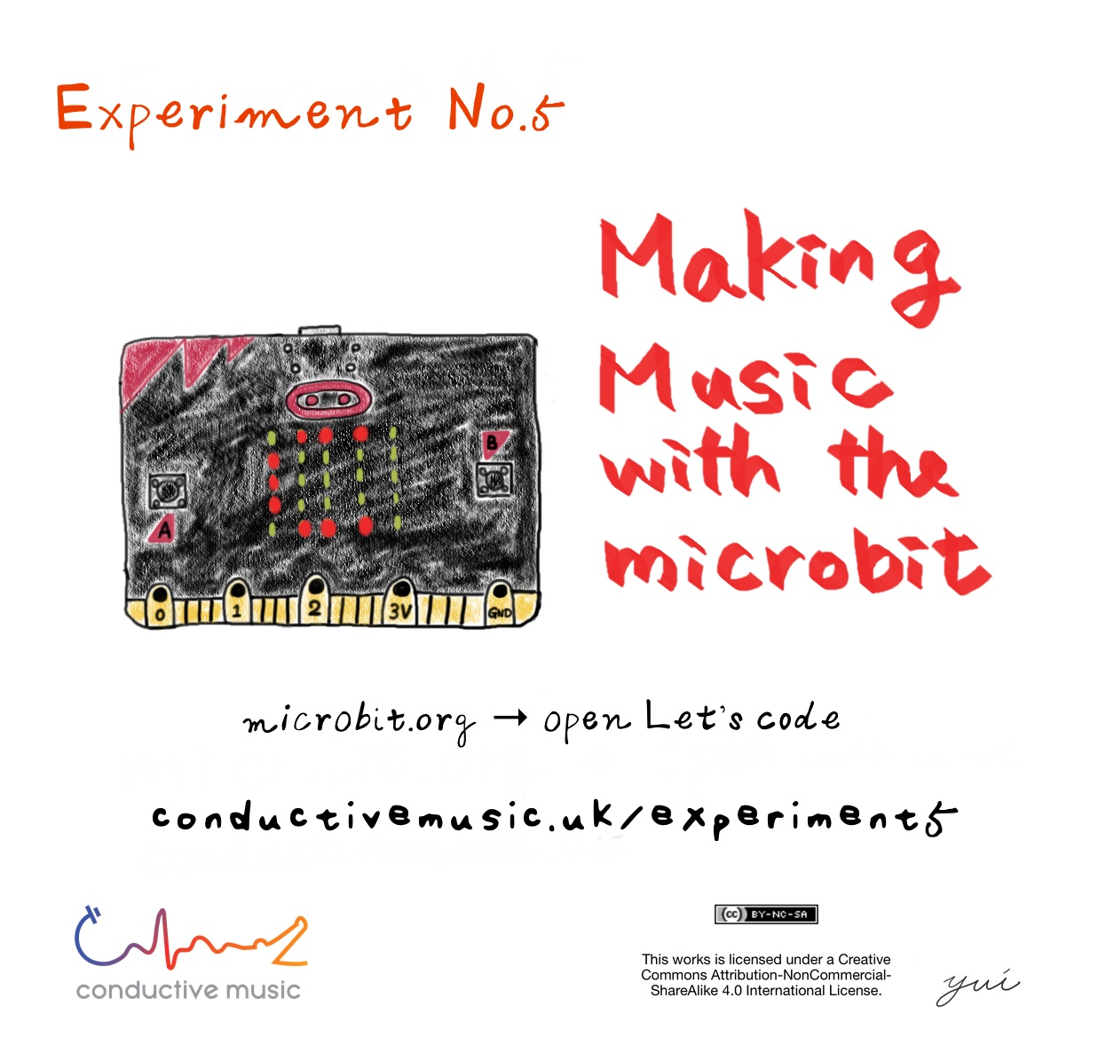 Making music with the microbit1