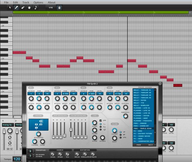 audiosauna track
